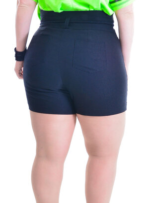 Shorts Plus Size Edite