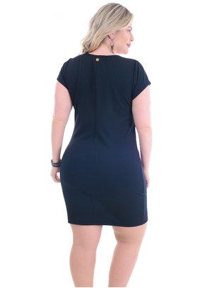 Vestido Plus Size Taiuva