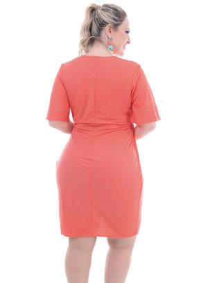 Vestido Plus Size Monday