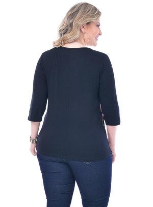 Blusa Plus Size Manuela