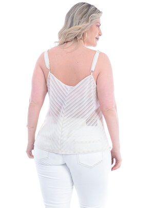 Regata Plus Size Ousada