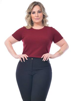 Blusa Plus Size Valentina