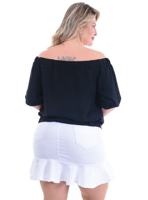 Blusa Plus Size Marcela