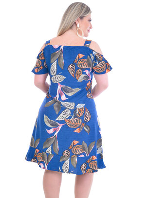 Vestido Plus Size Katia