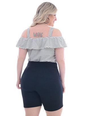 Blusa Plus Size Morgana