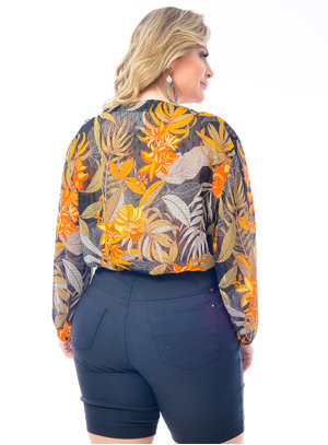 Blusa Plus Size Açucena