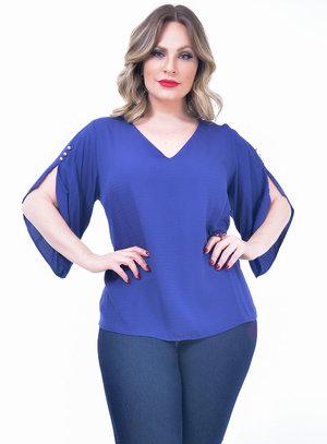 Blusa Plus Size Perfeição