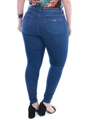 Calça Jeans Plus Size Carol