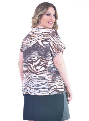 Blusa Plus Size Produtora