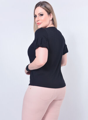 Blusa Plus Size Paris