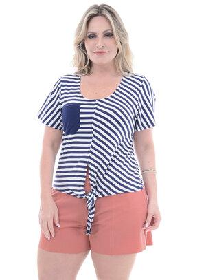 Blusa Plus Size Ubatuba