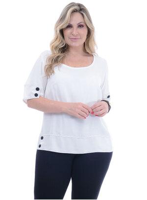 Blusa Plus Size Adela