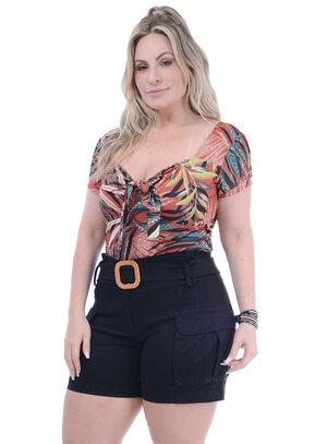 Blusa Plus Size Margarida