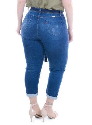 Calça Jeans Plus Size Catia