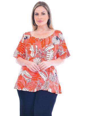Blusa Plus Size Sarah