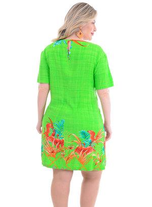 Vestido Plus Size Julieta