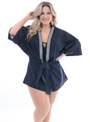 Kimono Plus Size Mariah