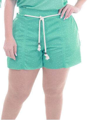 Shorts Plus Size Flórida