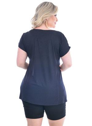 Blusa Plus Size Rosália