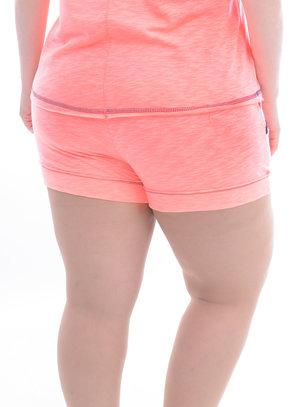 Shorts Plus Size Bocaiuva