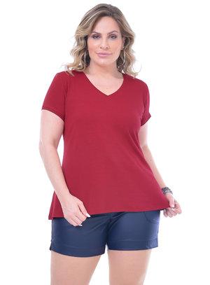 T-Shirt Plus Size Camilla