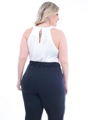 Blusa Plus Size Paulínia