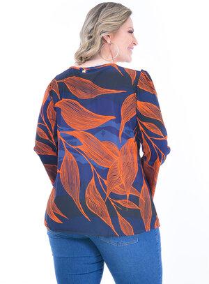Blusa Plus Size Joana
