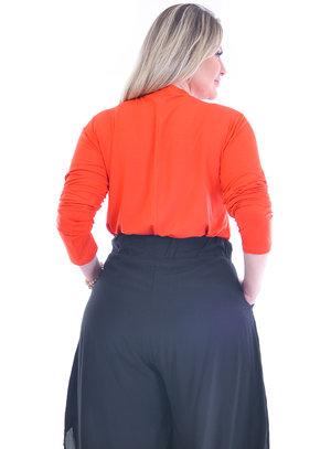 Blusa Plus Size Brasileira