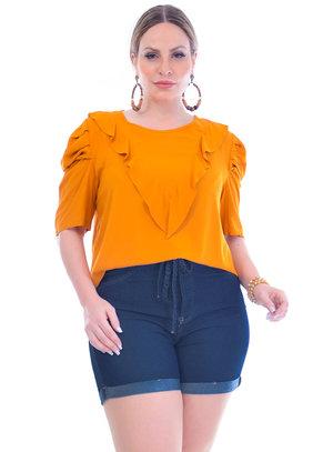 Blusa Plus Size Carol