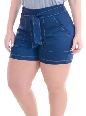 Shorts Plus Size Tapiá