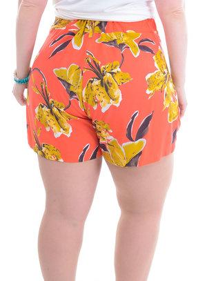 Shorts Plus Size Aisha