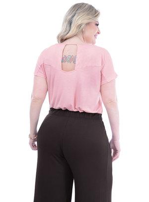Blusa Plus Size Pacoti