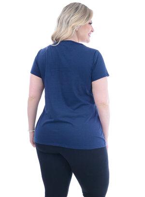 T-Shirt Plus Size Chipre