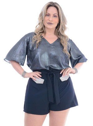 Blusa Plus Size Especial