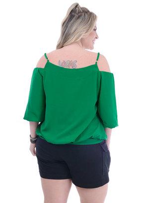 Blusa Plus Size Mariana