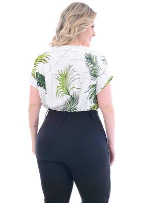 Blusa Plus Size Eliana