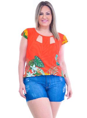 Blusa Plus Size Viviana