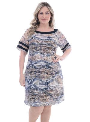 Vestido Plus Size Austin