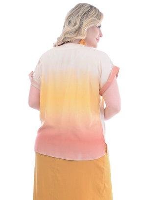 Blusa Plus Size Hortênsia