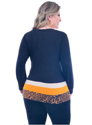 Blusa Plus Size Soho