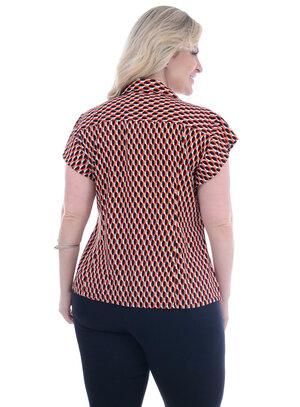 Camisa Plus Size Kirra