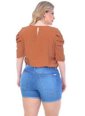 Blusa Plus Size Carolina