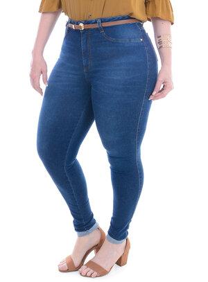 Calça Jeans Plus Size Cassia