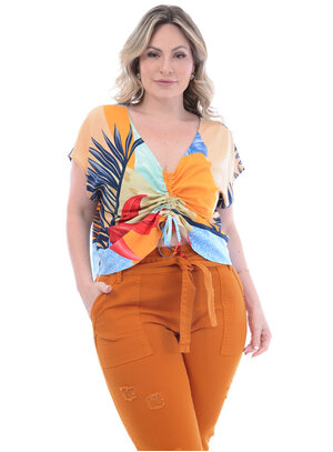 Cropped Plus Size Antares