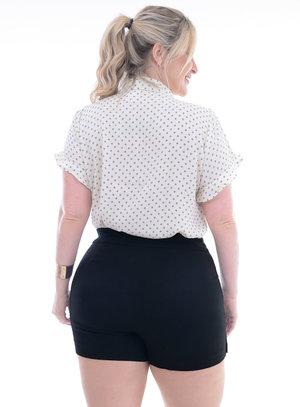 Camisa Plus Size Fabi