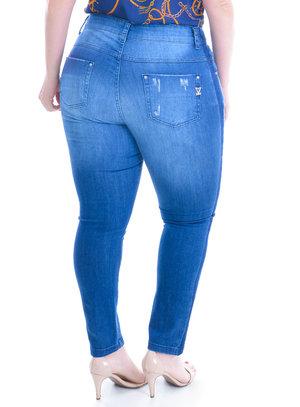 Calça Jeans Plus Size Pádua