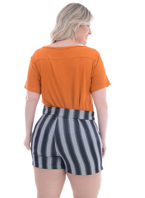 Blusa Plus Size Clarice