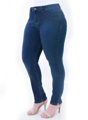 Calça Jeans Plus Size Skinny