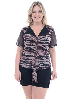 Camisa Plus Size Brígida