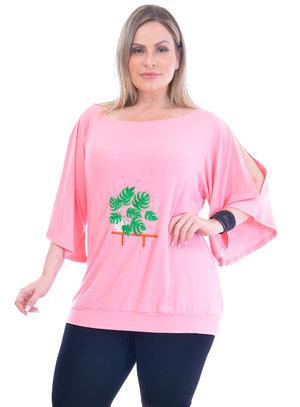 Blusa Plus Size Letícia